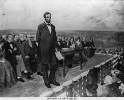The Gettysburg Address 150