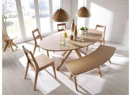 oslo dining range contemporary white oak dining range clean current and contemporary loo
