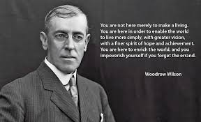 Woodrow Wilson Ww1 Quotes. QuotesGram via Relatably.com