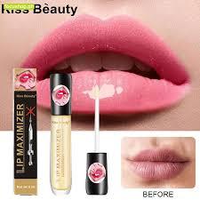 FOCUS <b>Kiss Beauty Lip Balm Lipstick</b> Transparent Transparent ...