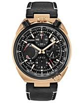 <b>Mens Leather Watches</b>