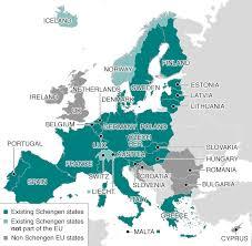 Znalezione obrazy dla zapytania schengen
