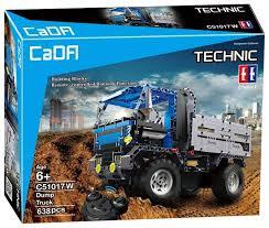 Электромеханический конструктор <b>Double Eagle</b> CaDA Technic ...
