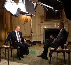 CBS Lands Obama