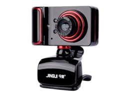 <b>PC</b>-<b>C1</b> Webcam with <b>HD</b> Video and Built-In Stereo Microphones ...