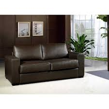 couch bedroom sofa: furniture best brown leather sofa by bellini living couch room