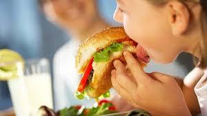 Junk food advertising to kids   shopping Choice