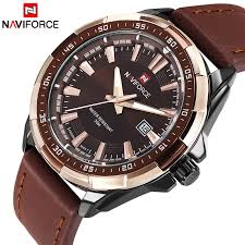 <b>NAVIFORCE Mens Watches</b> Top Luxury Brand <b>Fashion</b> Sport ...