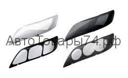 <b>Защита фар прозрачная</b> Toyota Land Cruiser 200 2012-, <b>EGR</b>