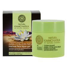 Купить <b>Аква</b>-<b>гель</b> для лица `<b>NATURA</b> KAMCHATKA` термальный ...