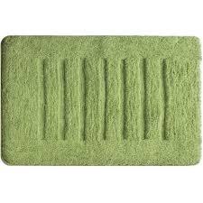 <b>Коврик</b> для ванной комнаты <b>Milardo Green</b> lines, 50*80 см ...