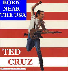 Image result for Born in the USA Cruz photo