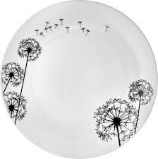 <b>Набор обеденных тарелок</b>, 24,5 см, твердый фарфор, Viente ...