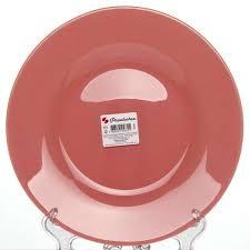 Купить <b>тарелка</b> столовая мелкая <b>pasabahce pink city</b>, d=26 см ...