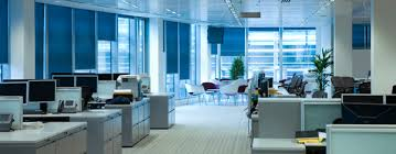 software company office. it company software office a