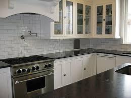 tiles kitchen awesome  subway tile kitchen good white kitchen subway tile soapstone counters