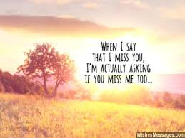 I Miss You Messages for Husband: Missing You Quotes for Him ...