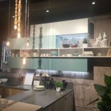modern colorful kitchen design with floating open cabinets with led under cabinet lighting cabinet lighting flip