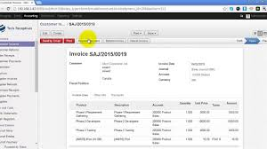 how to manage supplier invoice in odoo tech receptives video how to manage customer payment in odoo tech receptives
