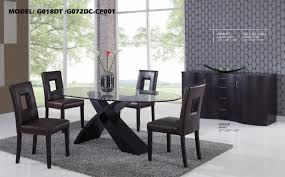 Granite Dining Room Tables Brown Wooden Dining Table Base With Bottle Storage Plus Rectangle