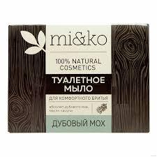 """<b>Мыло</b> """"Дубовый мох"""" (<b>80 г</b>) Mi&Ko : купить в Минске в интернет ..."""