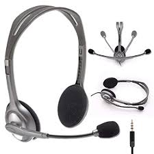 Logitech Stereo Headset H111/H110 with Noise ... - Amazon.com