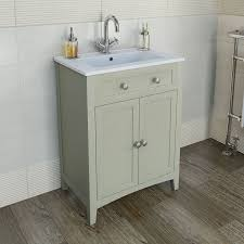 bathroom vanity unit units sink cabinets: camberley sage  door unit amp basin now only a from victoria plumb sink cabinet bathroomvanity units