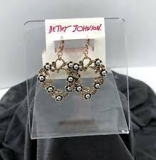 <b>Pearl</b> Gold Love & <b>Hearts Fashion Earrings</b> for sale   eBay