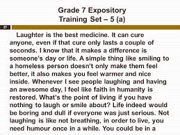 essay on laughter is the best medicine  wwwgxartorg essay laughter is the best medicine essay topicsgrade expository training set a laughter is the best