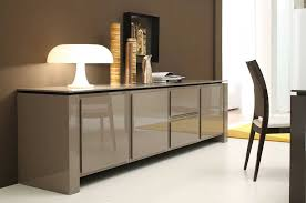 room buffet table brown