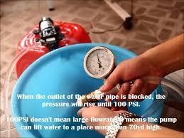 100PSI <b>DC</b> 12V 4L/<b>Min</b> Diaphragm Water Self Priming Pump ...