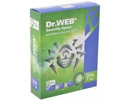 Программный продукт Dr.Web Security Space. (Трешка ... - Нотик