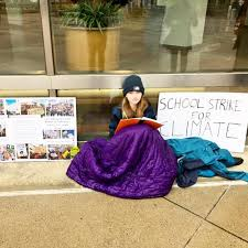 Youth Strike Against Climate Change | WUNC
