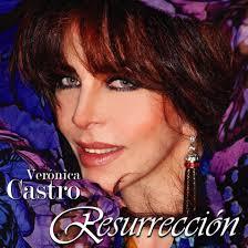 Carátula Frontal de Resurreccion - Veronica Castro - Veronica_Castro-Resurreccion-Frontal