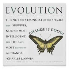Evolution Quotes Posters, Evolution Quotes Prints, Art Prints ...