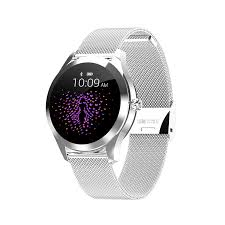 Buy IP68 Waterproof <b>Smart Watch Women</b> Lovely Heart Rate ...