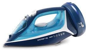Купить <b>Утюг Polaris PIR 2444K</b> Cord синий/голубой/белый по ...