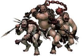 Огр (Ogre) | GURPS_Wiki | FANDOM powered by Wikia