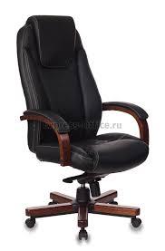 Купить <b>кресло</b> для руководителя <b>Бюрократ T</b>-<b>9923</b> Walnut за ...