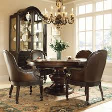 Floral Dining Room Chairs How To Decorate Dining Room With Dining Room Chairs With Rollers