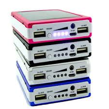 Купите solar power bank case diy box dual usb онлайн в ...