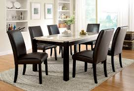 Marble Dining Room Sets Dinettes