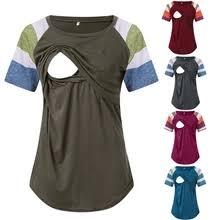 <b>women's fashion</b> stripe <b>chiffon</b> blouses short sleev — купите ...