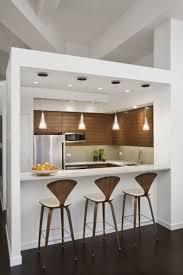 oak kitchen bars