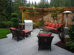 outdoor patio ideas gallery landscape architects lawn