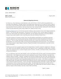kochfacts com koch industries statement on clemency