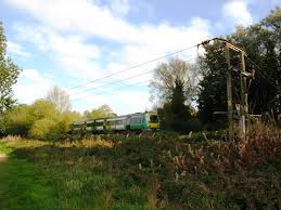 Oxted line