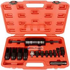 14pc Injection <b>Injector Puller Set</b> Common Rail Adaptor <b>Diesel</b> ...
