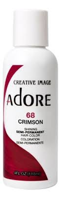 Creative Image Systems <b>краска для волос adore</b> hair color 118мл в ...