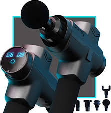 2020 <b>Muscle Massage Gun Deep</b> Tissue - 6 Speed Levels ...